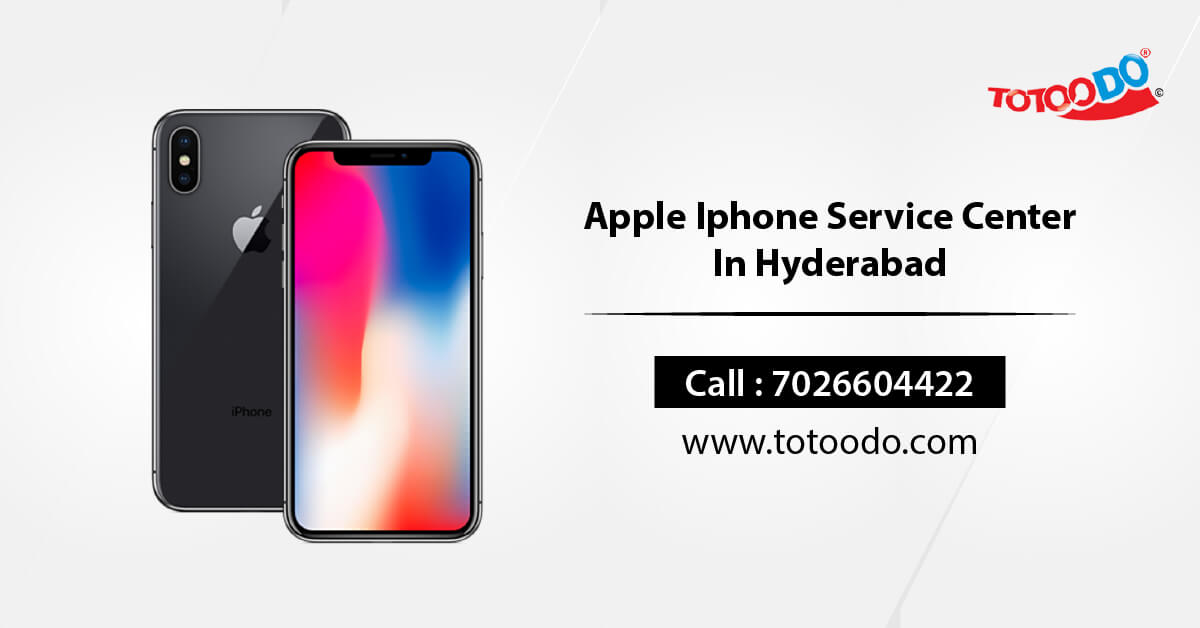 Why Choose Totoodo Over Other Apple Iphone Service Center In Hyderabad